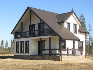 Производство и строительство каркасных домов. Волковыск - Изображение #1, Объявление #1685738