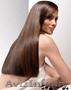 Холодное наращивание волос красота