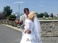 О чень красивое свадебное платье