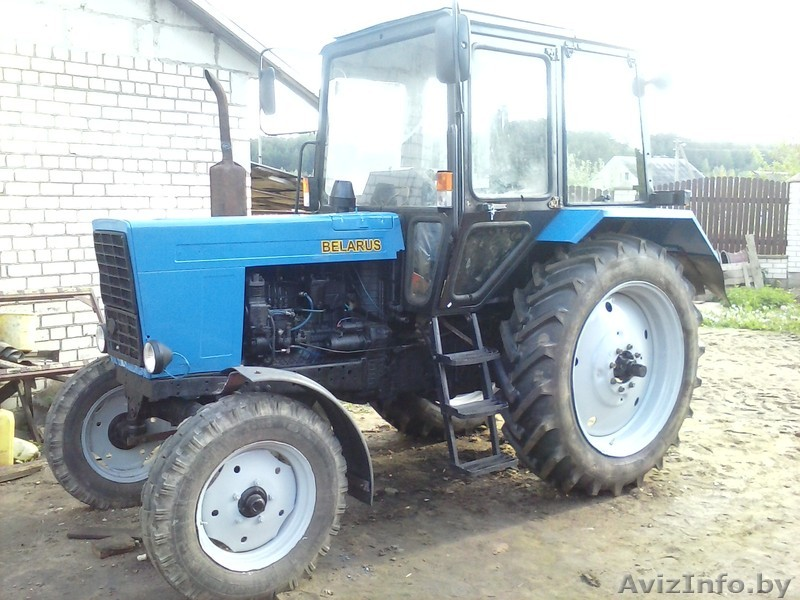 Продажа бу тракторов беларусь на ав бай