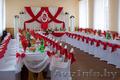Оформление свадебного зала в Волковыске