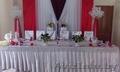 Оформление свадебного зала,  костела,  машин. Свадебные аксессуары.