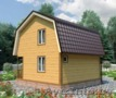 Дом из бруса сруб Егор 6х6 установка на заказ - Изображение #2, Объявление #1623419