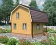 Дом из бруса сруб Егор 6х6 установка на заказ - Изображение #3, Объявление #1623419